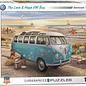 Eurographics Eurographics puzzel The Love & Hope VW bus (1000 stukjes)