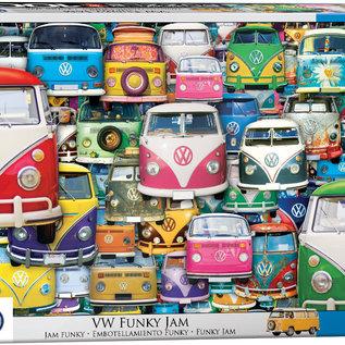 Eurographics Eurographics puzzel VW Funky Jam (1000 stukjes)