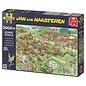 Jumbo Jan van Haasteren - Grasmaaierrace (2000 stukjes)