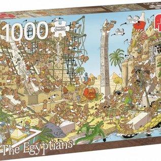 Jumbo Jumbo Premium Quality puzzel De Egyptenaren