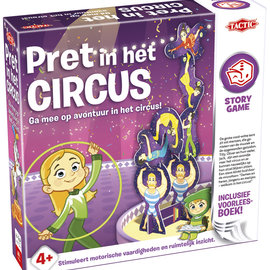 Tactic Selecta Tactic Pret in het circus