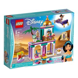 Lego Lego 41161 Jasmine's paleisavonturen