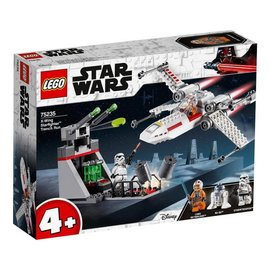Lego Lego 75235 X-Wing Starfighter Trench Run