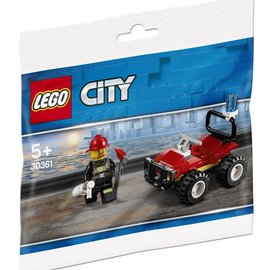 Lego Lego 30361 Brandweer Quad