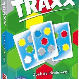 WhiteGoblinGames Traxx (met schrijfblokken)