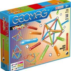 geomag Geomag Confetti 35 delig