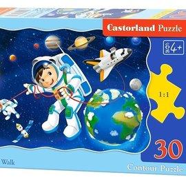 Castorland Castorland puzzel Space Walk (30 stukjes)