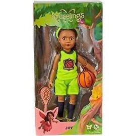 Kruselings Kruselings pop Joy - Basketbal ster