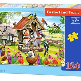 Castorland Castorland puzzel Birdhouse (180 stukjes)