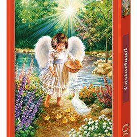 Castorland Castorland puzzel An Angel's Warmth (500 stukjes)