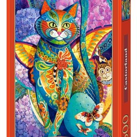 Castorland Castorland puzzel Feline Fiesta (1500 stukjes)