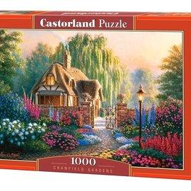 Castorland Castorland puzzel Cranfield Gardens (1000 stukjes)