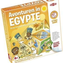 Tactic Selecta Tactic Story Game Avonturen in Egypte