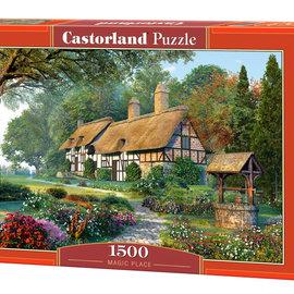 Castorland Castorland Magic Place - 1500 stukjes