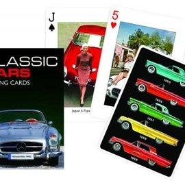 Piatnik Classic Cars Speelkaarten - Single Deck