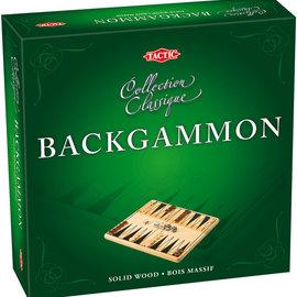 Tactic Selecta Tactic Backgammon Hout