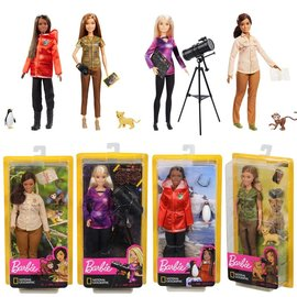 Barbie Barbie - National Geographic aap