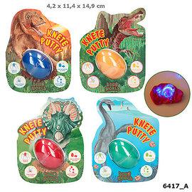Dino World Dino World springklei met licht
