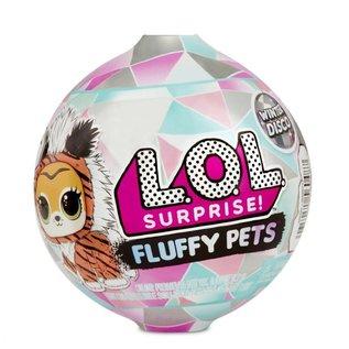 LOL Surprise LOL Surprise Fluffy Pets- Winter Disco Serie