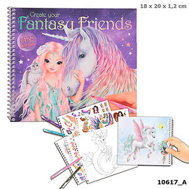 TopModel Create your Fantasy Friend