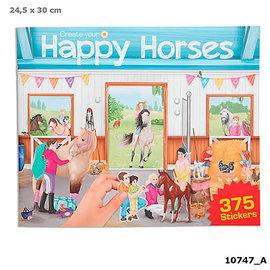 TopModel Create your Happy Horses