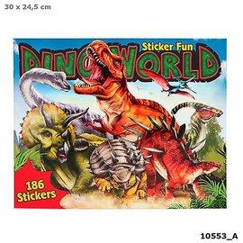 Dino World Dino World Create your dinosaur Stickerworld (per stuk)