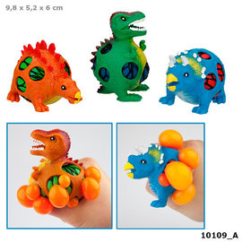Dino World Dino World knijp dino (per stuk)