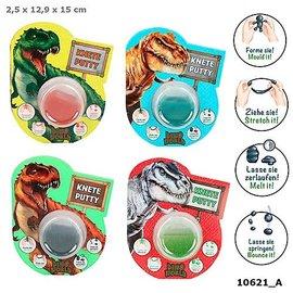 Dino World Dino World Springklei (per stuk)