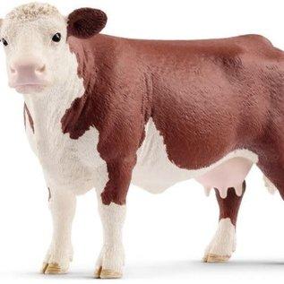 Schleich Schleich 13867 Hereford koe
