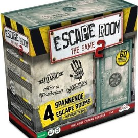 Identity Games Escape Room: The Game 2