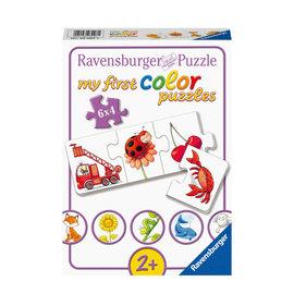 Ravensburger Ravensburger Mijn eerste puzzels over kleuren