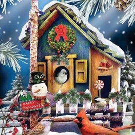 Sunsout SunsOut Puzzel Visiting for the Holidays (1000 stukjes)