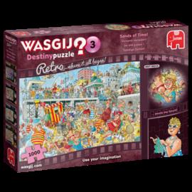Jumbo Wasgij puzzel Destiny 3 Retro - Verzand Verleden! (1000 stukjes)