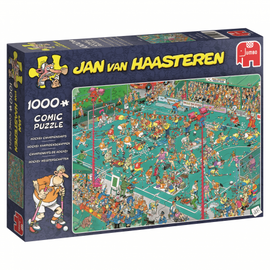 Jumbo Jan van Haasteren - Hockey Kampioenschappen (1000 stukjes)