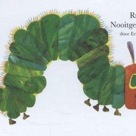 Boek Rupsje Nooitgenoeg Mini boekje