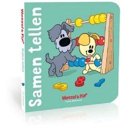 Boek Woezel en Pip - Samen tellen (karton)