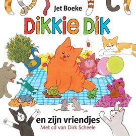 Boek Dikkie Dik en zijn vriendjes (+ cd)