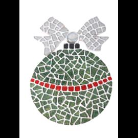Colourful Mosaics Mozaiekpakket Kerstbal