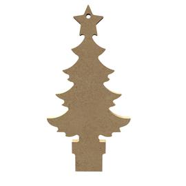 Gomille MDF Kerstboom