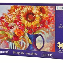 The House of Puzzles The House of Puzzles puzzel - Bring Me Sunshine (250 XL stukjes)