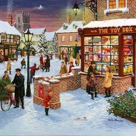 The House of Puzzles The House of Puzzles - Secret Santa (1000 stukjes)