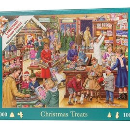 The House of Puzzles The House of Puzzles - Christmas Treats (1000 stukjes)