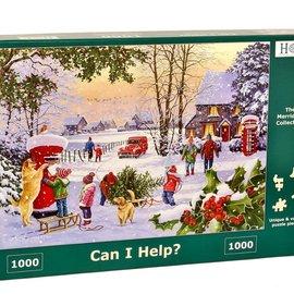 The House of Puzzles The House of Puzzles - Can I Help? (1000 stukjes)