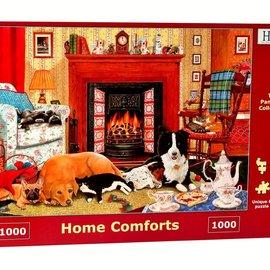 The House of Puzzles The House of Puzzles - Home Comforts (1000 stukjes)