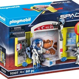 Playmobil Playmobil - Speelbox ruimtestation (70307)