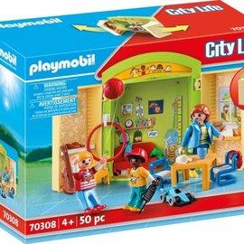 Playmobil Playmobil - Speelbox kinderdagverblijf (70308)