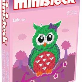 Ministeck Ministeck Uil ca. 1000 stukjes