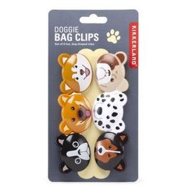 Kikkerland Kikkerland Doggie Bag clips
