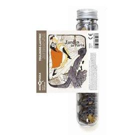 Kikkerland Londji puzzel Micro 150 stukjes classic art mix (toulouse-lautrec)