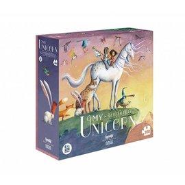 Londji Londji puzzel My Unicorn (350 stukjes)